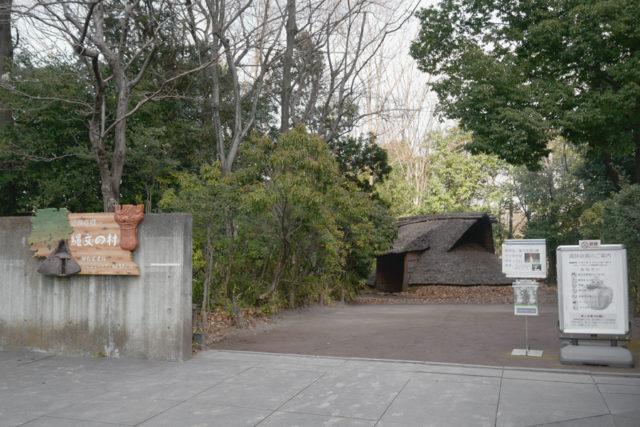 東京都埋蔵文化財センター 縄文の森
